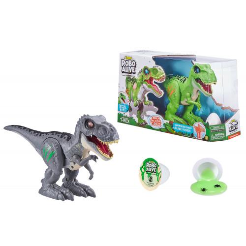 Robo Alive Robotic T- Rex con Slime