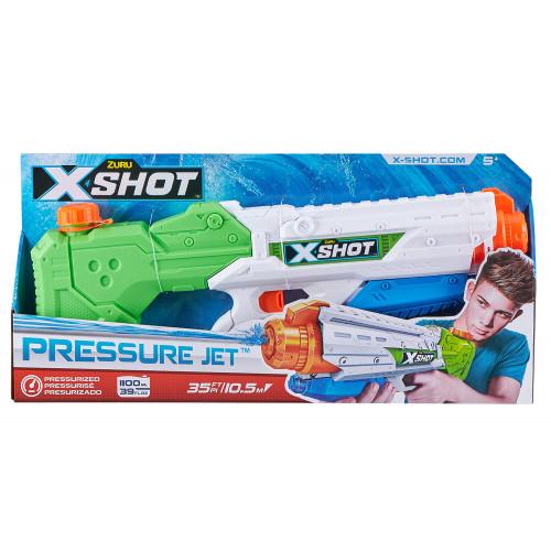 X-Shot Water Pressure Jet Bulk