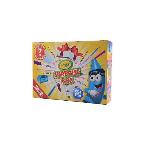 Surprise box Crayola