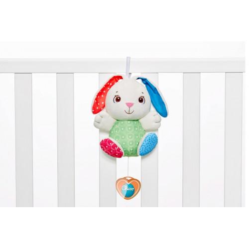 Fluffy carillon coniglietto Chicco
