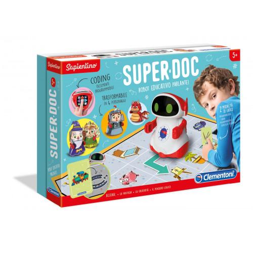 Super Doc Robot Educativo Intelligente