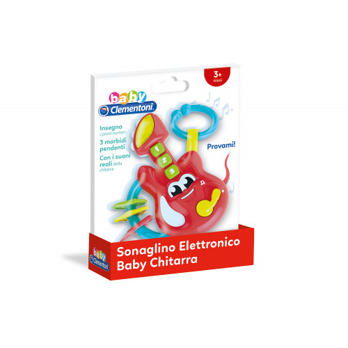 Sonaglino Elettronico Baby Chitarra