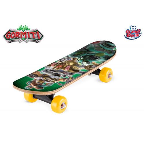 Skateboard Gormiti in legno