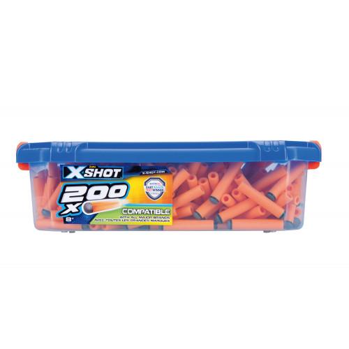 X-Shot Excel box dardi 200 pezzi Grandi Giochi