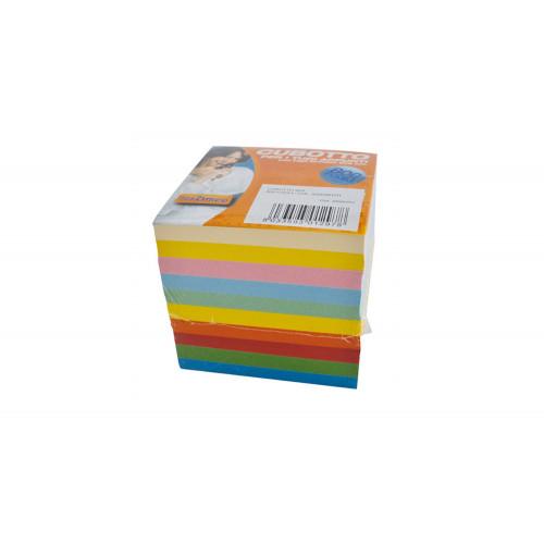 Cubotto 9x9 cm 800 fogli colorati
