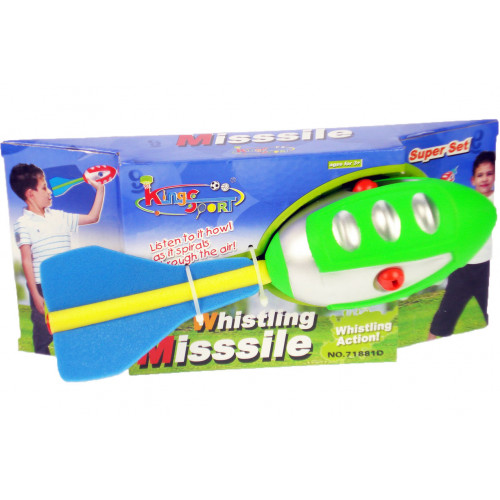 Missile con fischio Kidz Corner