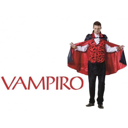 Vampiro costume lusso adulto