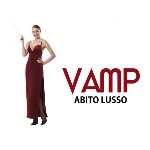 Vamp costume lusso adulto