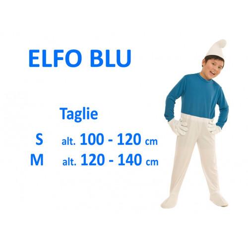 Elfo Blu costume S -M