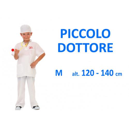 Piccolo Dottore con stetoscopio M