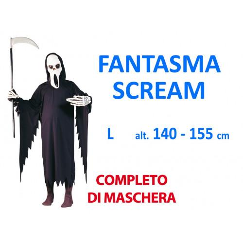 Fantasma Scream costume bimbo L