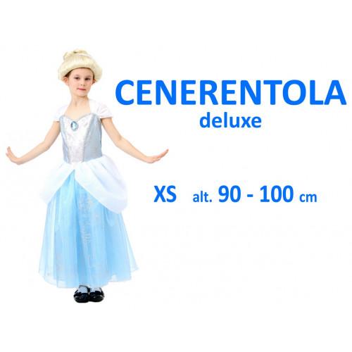 Cenerentola Deluxe costume XS Topwell