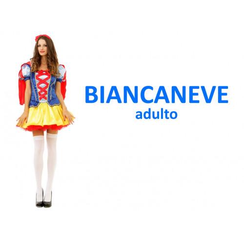 Biancaneve costume adulto