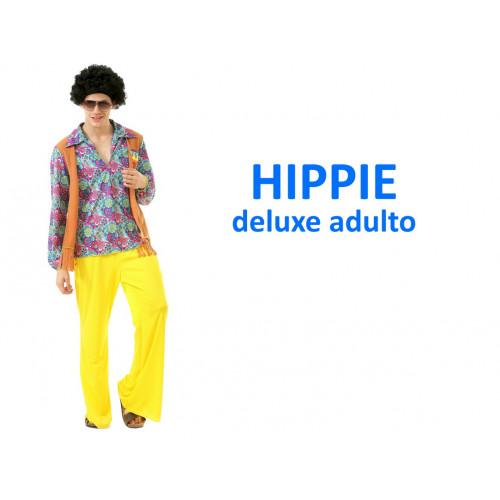 Hippie deluxe costume adulto