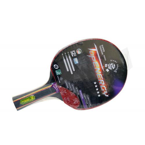 Racchetta Ping Pong Top Energy deluxe Kidz Corner