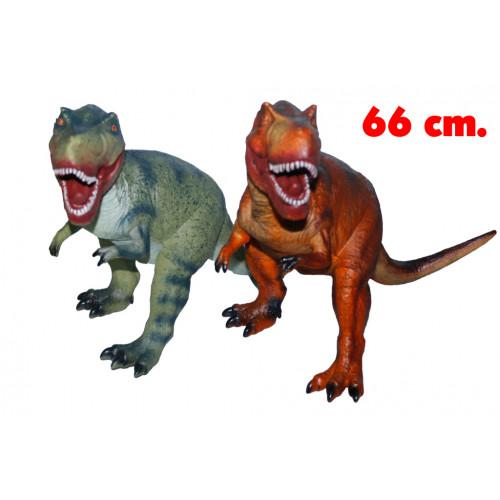 ***NON ATTIVARE***T-rex Dinosauro 66 cm Kidz Corner