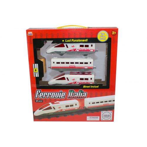 Treno veloce Ferrovie Italia Kidz Corner