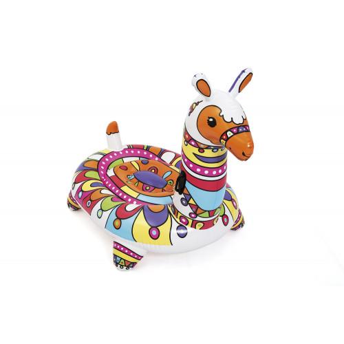 Cavalcabile Lama Pop Art 193x151 cm
