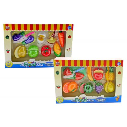 Frutta e verdura da tagliare Kidz Corner