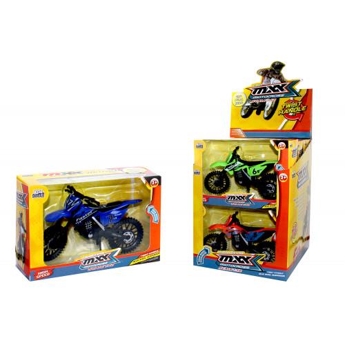 Moto cross mxx in plastica Kidz Corner