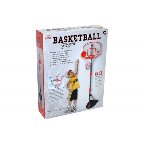 Basketball Playset elettronico 170 cm Kidz Corner