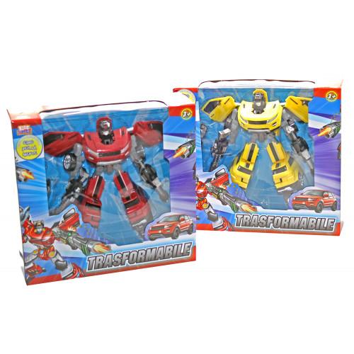 Robot Trasformabile Land Warrior