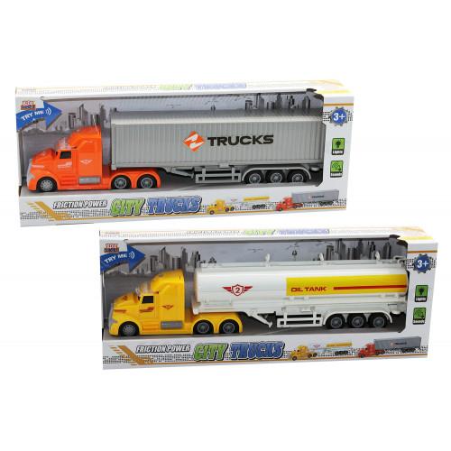 Camion Trasporti speciali