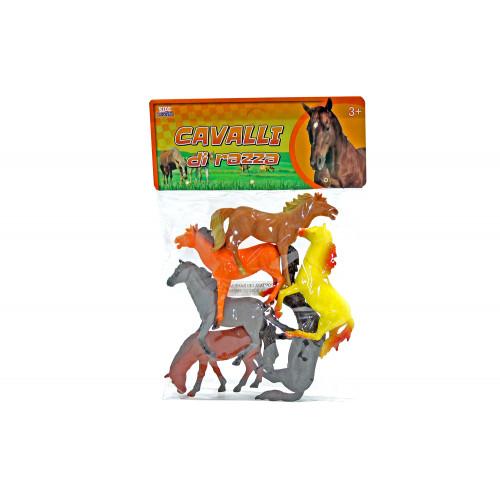 Cavalli di Razza 6 pezzi
