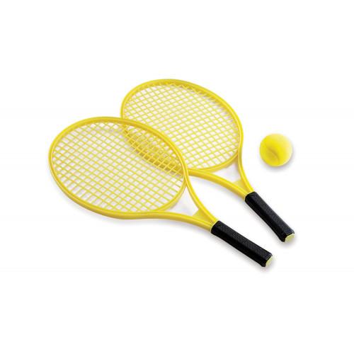 Racchette tennis jumbo con pallina