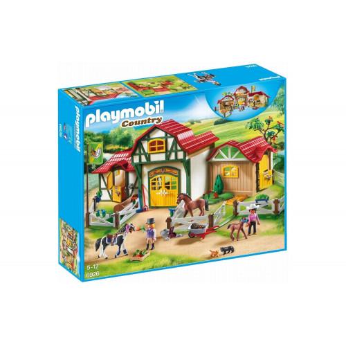 Country grande maneggio Playmobil