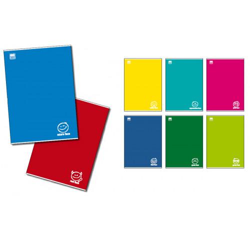 Maxi Quaderno ColorFace 10C 10 pezzi