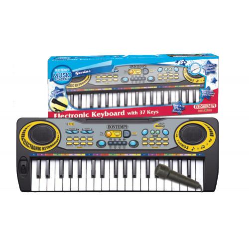 Tastiera elettronica 37 tasti con Microfono