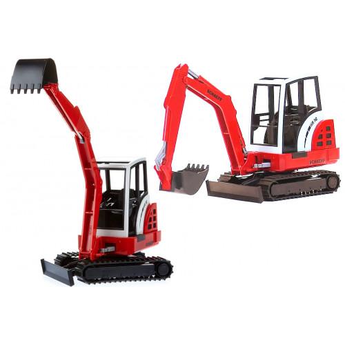 Mini escavatore Schaeff HR 16 Bruder