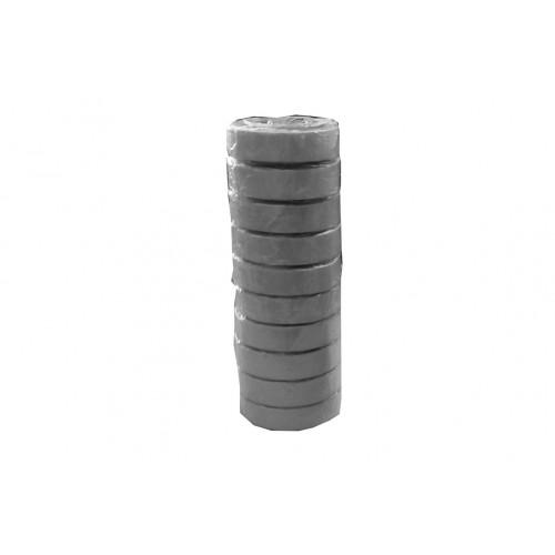 Nastro Adesico Isotape Grigio 15x10 10 pezzi
