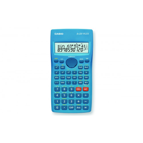 Calcolatrice scientifica casio FX220 Plus