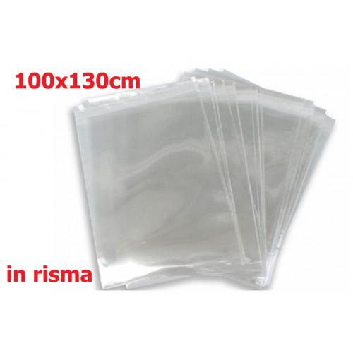 Cellophane trasparenti 100x130 cf50
