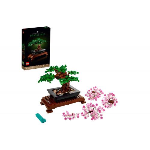Lego Creator Albero Bonsai