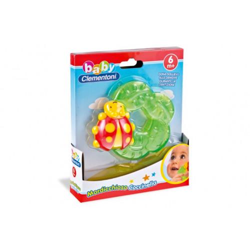 Mordicchioso Coccinella Baby Clementoni