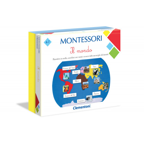 Montessori Il Mondo