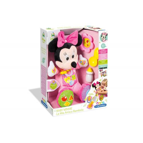 Minnie La Mia prima bambola Baby Clementoni