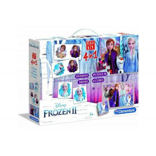 Edukit 4 in 1 Frozen 2