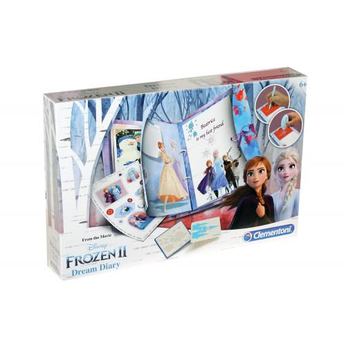 Diario dei Sogni Frozen 2