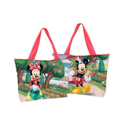 Minnie e Mickey Borsa Mare