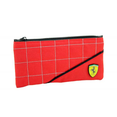 Bustina Ricamata Ferrari