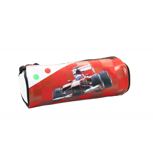 Tombolino in tessuto Ferrari
