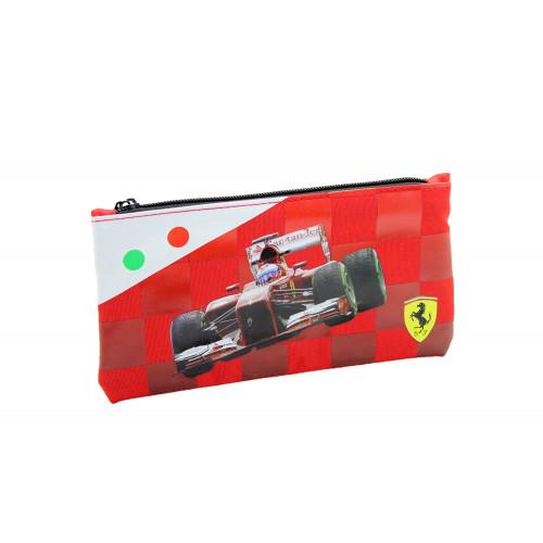Bustina piatta Ferrari