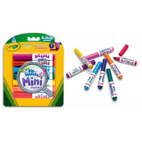 Mini Pennarelli Lavabili 7 pezzi Crayola