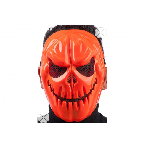 Maschera zucca horror Carnival Toys