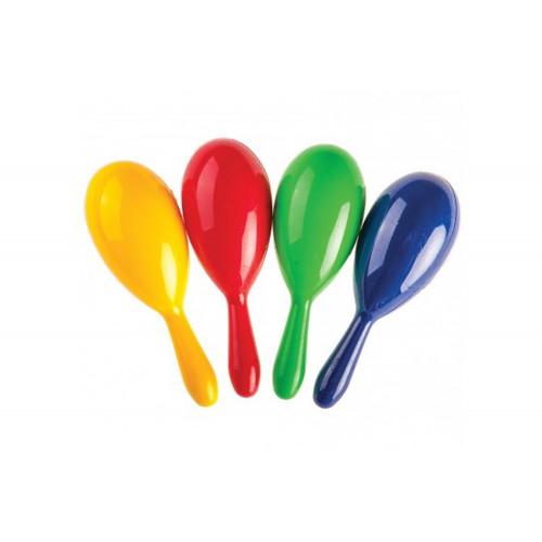 Maracas in plastica colorata Carnival Toys
