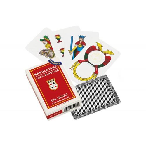 Carte da gioco napoletane n. 82 Dal Negro